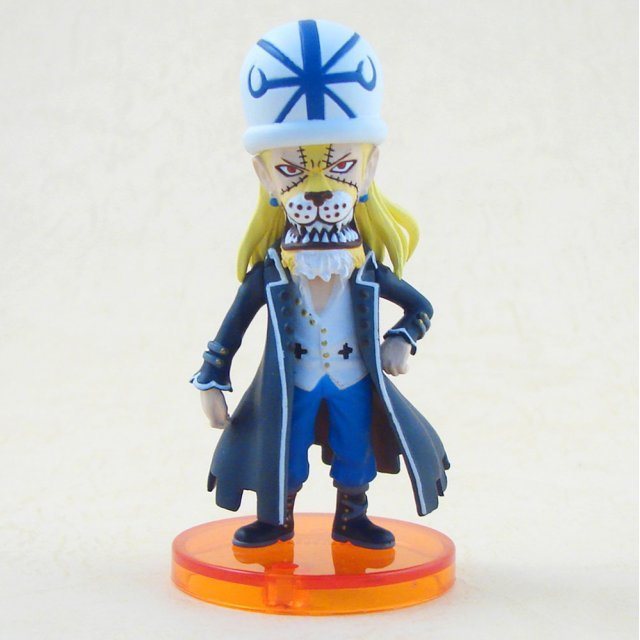 One Piece World Collectable Pre-Painted PVC Figure Halloween Special: HW003 - Absalom