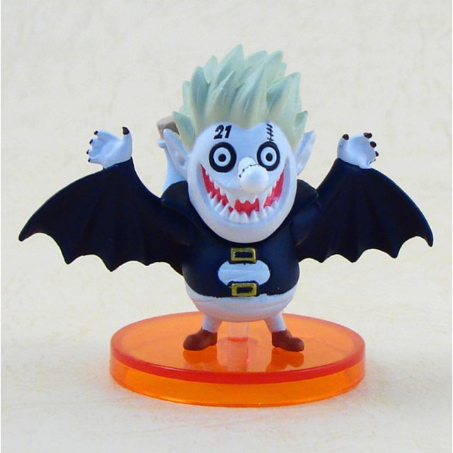One Piece World Collectable Pre-Painted PVC Figure Halloween Special: HW005 - Hildon