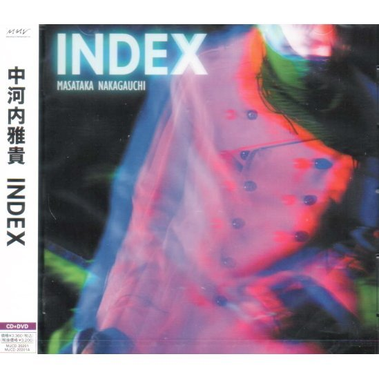 Index [CD+DVD]
