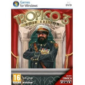 Tropico 3: Gold Edition (DVD-ROM)