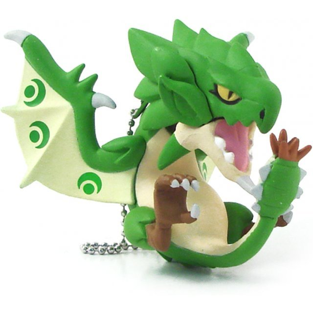 Capcom Monster Hunter Furifuri Mascot Key Chain: Rioreia (Re-Run)