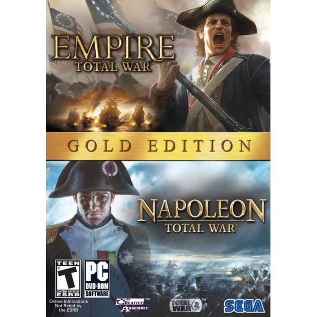 Empire: Total War (Gold Edition) (DVD-ROM)