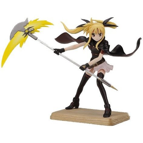 Magical Girl Lyrical Nanoha The Movie 1st 1/8 Scale Pre-Painted  PVC Figure: Fate Testarossa (Movic ver.)