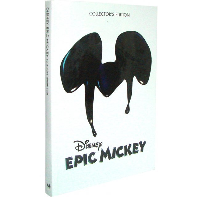 Epic Mickey Collector's Edition: Prima Official Game Guide