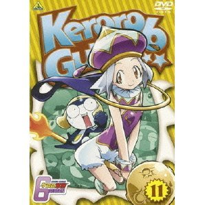 Keroro Gunso 6th Season 11