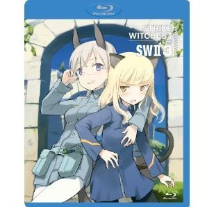 Strike Witches 2 Vol.3 [Blu-ray+CD Limited Edition]