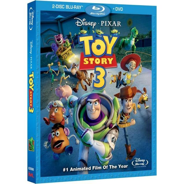 Toy Story 3 [Blu-Ray+DVD]