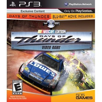 Days of Thunder: NASCAR Edition & Blu-Ray Movie