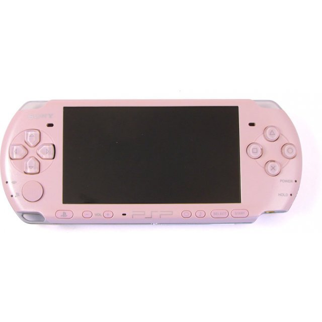 psp playstation portable slim lite blossom pink psp 3000zp. Black Bedroom Furniture Sets. Home Design Ideas
