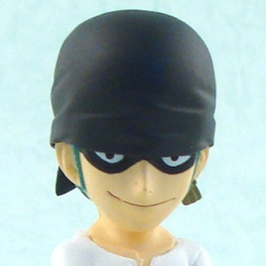 One Piece World Collectable Pre-Painted PVC Figure vol.7: TV052 -  Roronoa Zoro