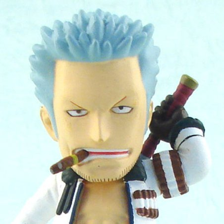 One Piece World Collectable Pre-Painted PVC Figure vol.7: TV055 -  Smoker