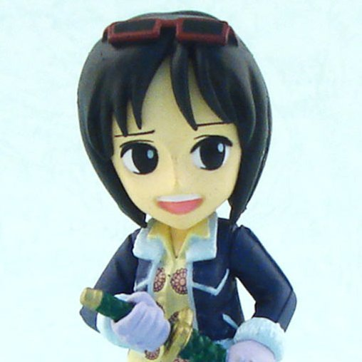 One Piece World Collectable Pre-Painted PVC Figure vol.7: TV056 -  Tashigi