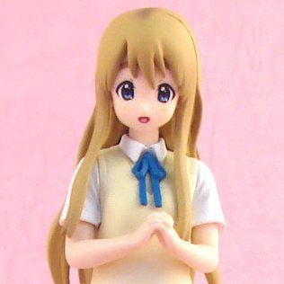 K-On! Pre-Painted Figure: Kotobuki Tsumugi  After School Tea Time Ver.