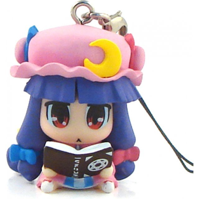 QuesQ Touhou Project Pre-Painted Strip Charm: Sitting Patchouli