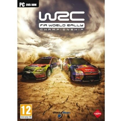 WRC: FIA World Rally Championship (DVD-ROM)