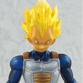 Legend of Saiyan Non Scale Pre-Painted PVC Collectable Figure: 02 Vegeta Super Saiyan Ver.