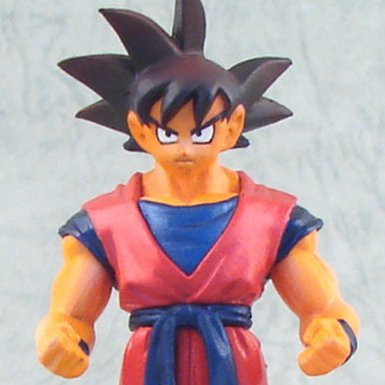Legend of Saiyan Non Scale Pre-Painted PVC Collectable Figure: 05 Son Goku Kaio-ken Ver.
