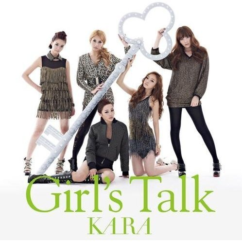 Girls Talk [CD+DVD Limited Edition Jacket Type A]