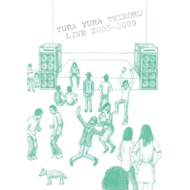 Yura Yura Teikoku Live 2005-2009 [CD+DVD Limited Edition]