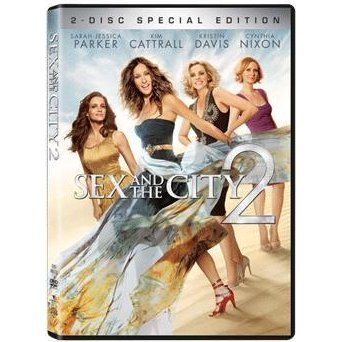 Sex And The City 2 [2-Disc Limited Collector's Edition]