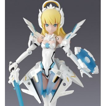 Busou Shinki Non Scale Pre-Painted Action Figure: Olbern