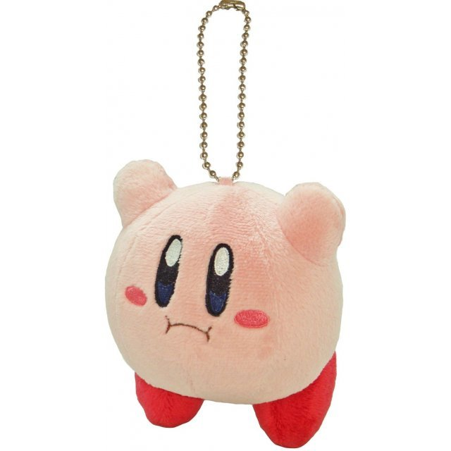 Sanei Kirby Star Mascot Key Chain: Hovering Kirby