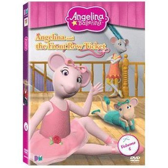 Angelina Ballerina: Volume 6 [Episodes 60-63]