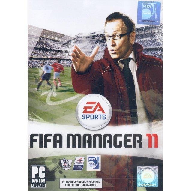 FIFA Manager 2011 (DVD-ROM)