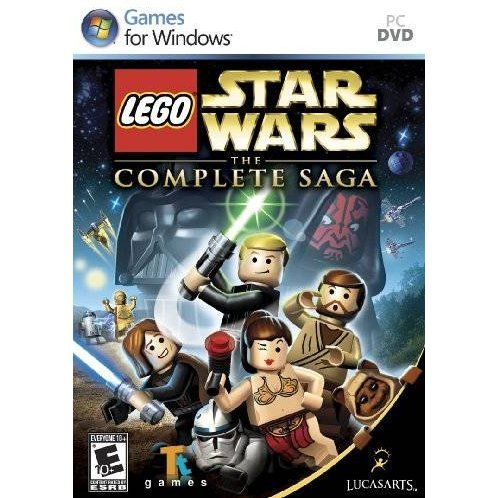 Lego Star Wars: The Complete Saga (DVD-ROM)