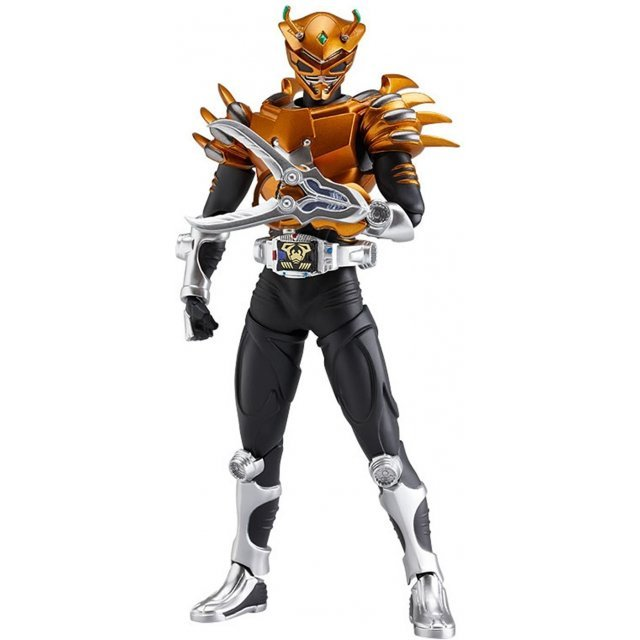 Kamen Rider Dragon Knight Non Scale Pre-Painted PVC Figure: figma Incisor