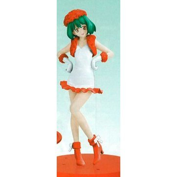 Macross Frontier Non Scale Pre-Painted DX Figure: Ranka Christmas Costume Ver. Asst 2