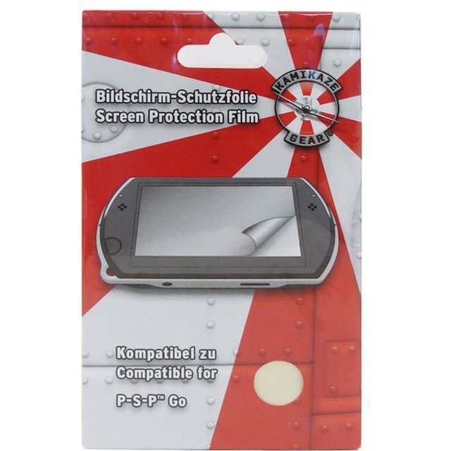 Kamikaze Screen Protection Film (for PSP Go)