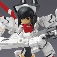 Busou Shinki Non Scale Pre-Painted Action Figure: Starf  Lavina
