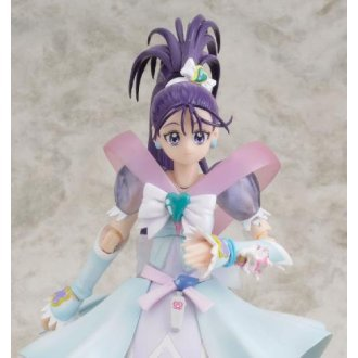 Pretty Cure Splash Star Non Scale Pre-Painted Gutto Kuru PVC Figure: Cure Windy