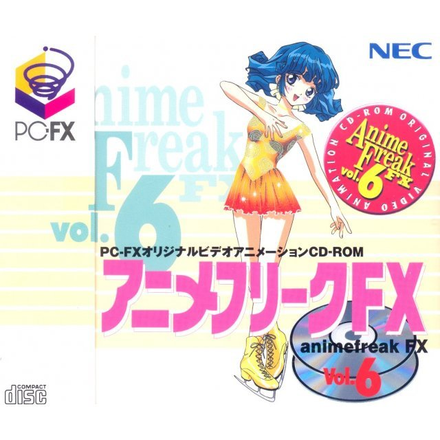 Anime Freak FX Volume 6