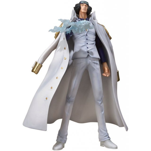 One Piece Figuarts Zero Pre-Painted PVC Figure: Aokiji Kuzan