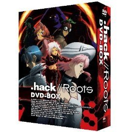 Emotion The Best .hack//Roots DVD Box