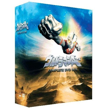 Ultraman Ace Complete DVD Box [Limited Edition]
