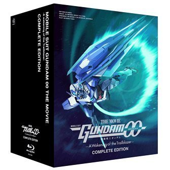 Theatrical Feature Mobile Suit Gundam 00 - A Wakening Of The Trailblazer Complete Edition [Limited Edition]