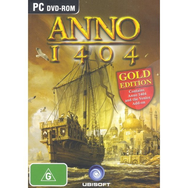 Anno 1404 Gold Edition (DVD-ROM)