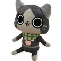 Monster Hunter Sitting Plush Doll: Merarou Asst 1