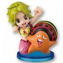 One Piece World Collectable Pre-Painted PVC Figure vol.8: TV060 - Keimi & Pappug