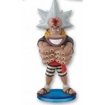 One Piece World Collectable Pre-Painted PVC Figure vol.8: TV059 - Hatchan