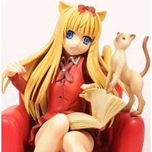 Cat Girls in Schrodinger`s House 1/6 Scale Pre-Painted Candy Resin Figure: Szilvia