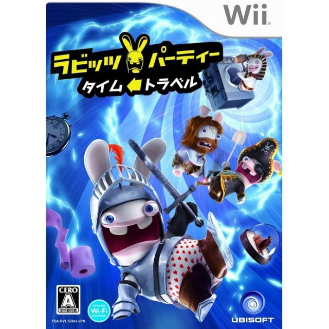 Rabbids Party: Time Travel