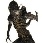 Alien Pre-Painted PVC Action Figure: Alien Warrior