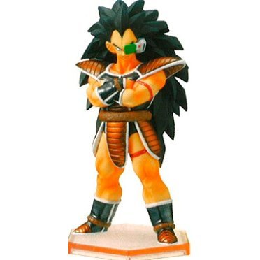 Legend of Saiyan Non Scale Pre-Painted PVC Collectable Figure: 09 Raditz