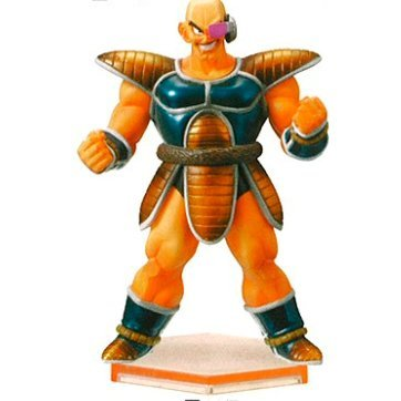 Legend of Saiyan Non Scale Pre-Painted PVC Collectable Figure: 10 Nappa