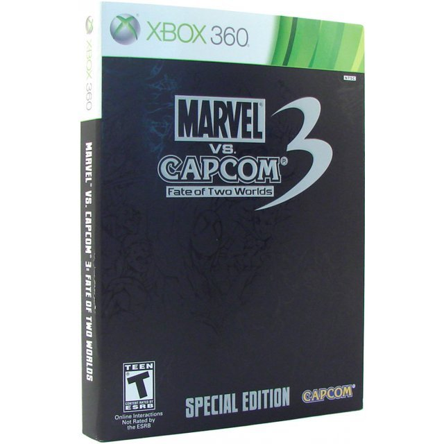 Marvel vs. Capcom 3: Fate of Two Worlds (Special Edition)