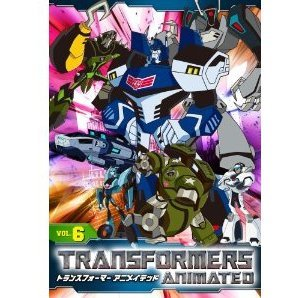 Transformers Animated Vol.6